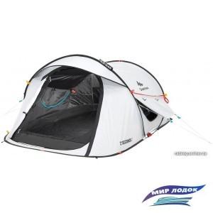 Треккинговая палатка Quechua 2 Seconds Fresh&Black 2